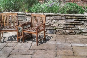 Dry Stone Walling and Shrubs Planting -Lincolnshire Landscaping