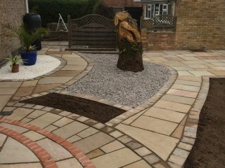 Paving - Lincs Landscaping