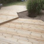 Decking Lincs Landscaping