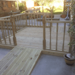 Lincs Landscaping Decking