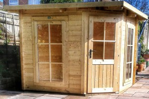 Summer House - Lincolnshire Landscaping